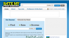 ratemyprofessors.com