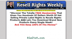 resell-rights-weekly.com