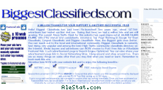 biggestclassifieds.com