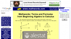 mathwords.com