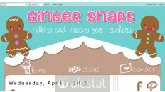 gingersnapstreatsforteachers.blogspot.com