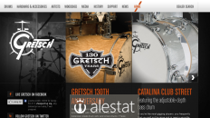 gretschdrums.com