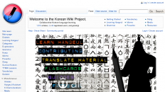 koreanwikiproject.com