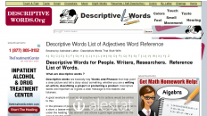 descriptivewords.org