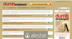 dumbemployed.com