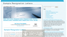 sample-resignation-letters.com