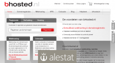 bhosted.nl