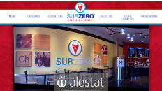 subzeroicecream.com