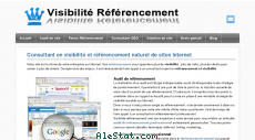 visibilite-referencement.fr