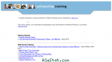 unfranchisetraining.com