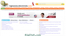 highereducationinindia.com