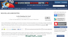 secouchermoinsbete.fr