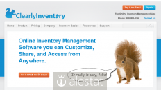 clearlyinventory.com